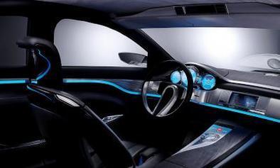 Bienvenue dans la Jaguar XF