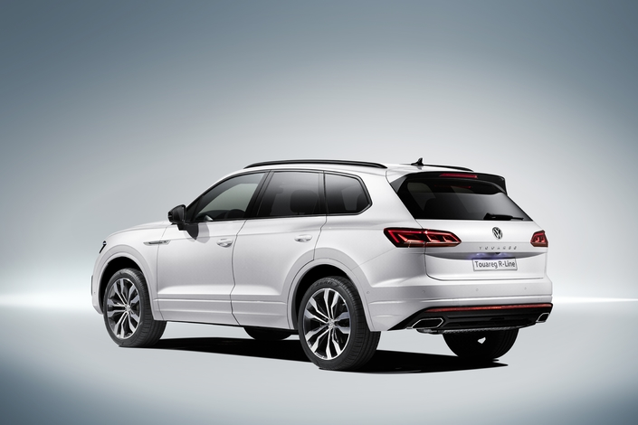 Présentation vidéo - Volkswagen Touareg : clairement premium
