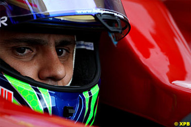 Formule 1 - Massa: Moi tout seul