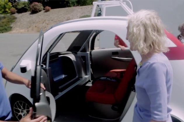 Voiture autonome : la Californie impose la présence d'un volant et de pédales