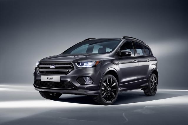 Salon de Genève 2016 - Ford Kuga restylé : viril
