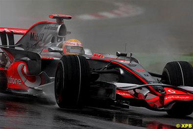 """Formule 1 - Hamilton: """"Moralement, je mérite le titre"""""""