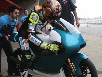 125: Test Catalogne: Di Meglio, meilleur Honda