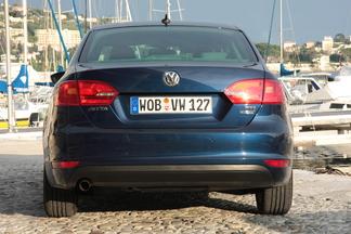Voici une Volkswagen Jetta. Troublant, non?