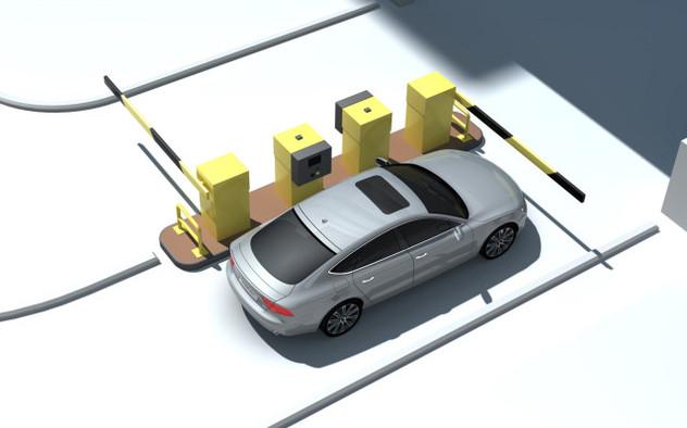Audi teste un nouveau mode de paiement pour les parkings