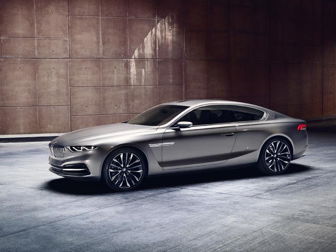 BMW dévoile le Gran Lusso Coupé