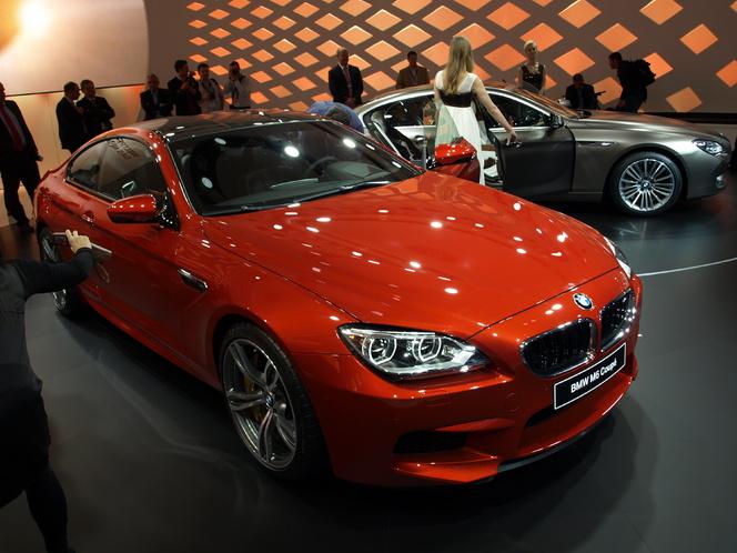Salon de Genève 2012 - La vidéo de la BMW M6 Coupe