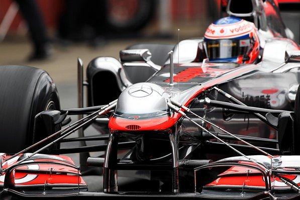 Essais F1 Barcelone Jour 1 : Webber maintient Red Bull en tête