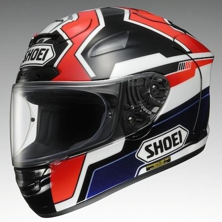 Nouveauté 2013: Shoei X-Spirit II Marc Marquez Replica