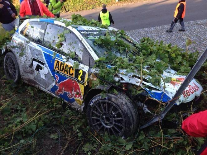 WRC Allemagne : bis repetita pour VW, Neuville et Hyundai en profite