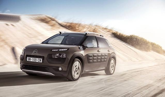 Salon de Genève 2016 - Citroën C4 Cactus Rip Curl : aventureuse
