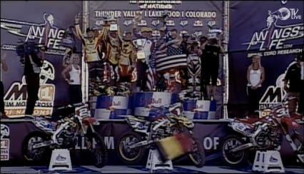 MX des Nations 2010 - MX1/OPEN : Dungey et Short assure la victoire des USA