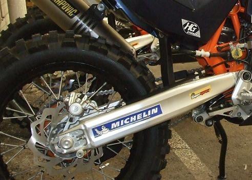 Le team officiel KTM