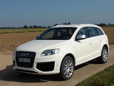 Essai - Audi Q7 V12 TDI : le diesel le plus puissant au monde