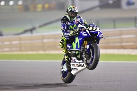 MotoGP - Qatar J.1 : Lorenzo a toujours le marteau