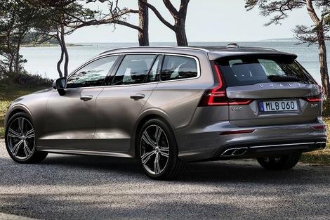 Que serait Volvo sans le break? La marque donne même la priorité au nouveau V60.
