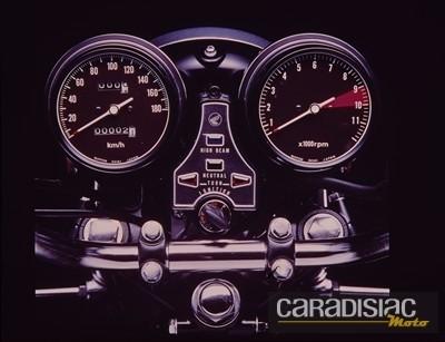 Honda CB 500 T: digne héritière de la 450?