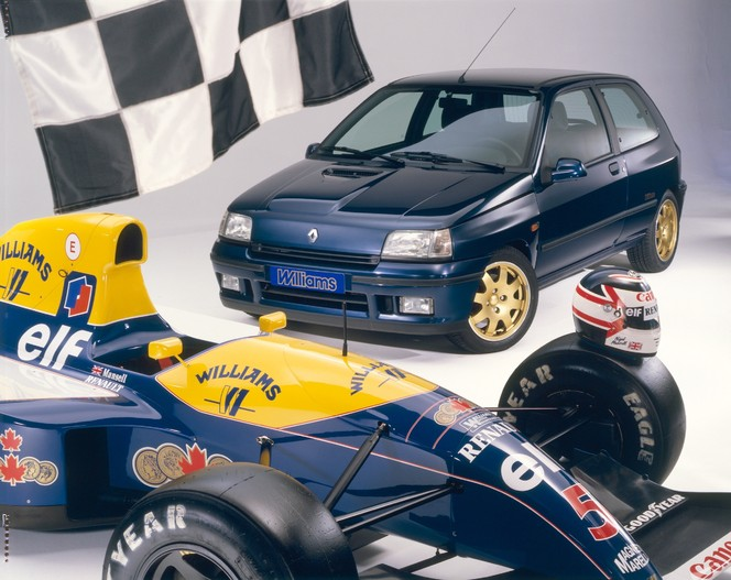 Renault Clio Williams: 20 ans déjà
