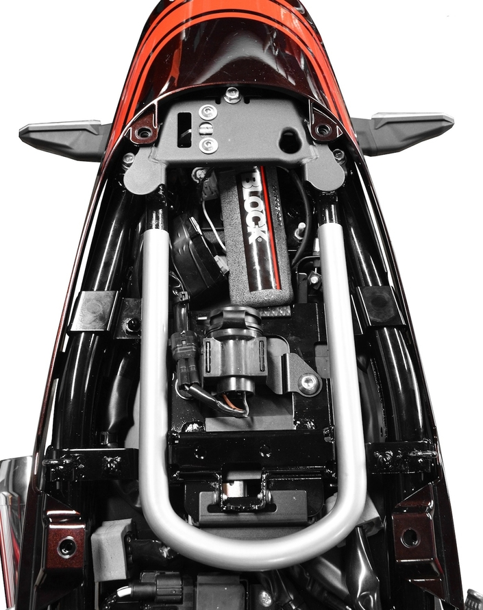 Top Block et la Kawasaki Z900RS