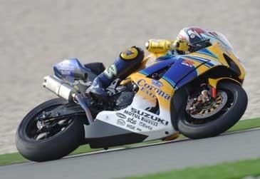 Superbike: Test Losail D.2: Yamaha, gonflé à bloc