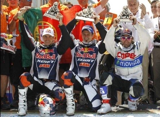 Dakar 2013, au top à Santiago