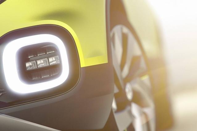 Salon de Genève 2016 : le concept de SUV compact Volkswagen montre son regard