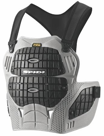 Spidi Thorax Warrior: du nouveau pour protéger votre thorax