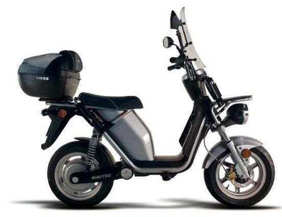Nouveauté 2012 scooter électrique : Matra e-MO XP Pack Urban