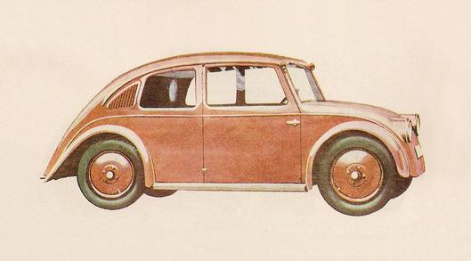 (Minuit chicanes) Porsche serait-il Porsche sans Tatra?