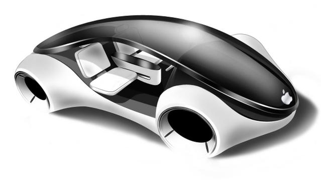 Le PDG d'Apple, Tim Cook, reconnaît enfin que la pomme travaille sur l'automobile