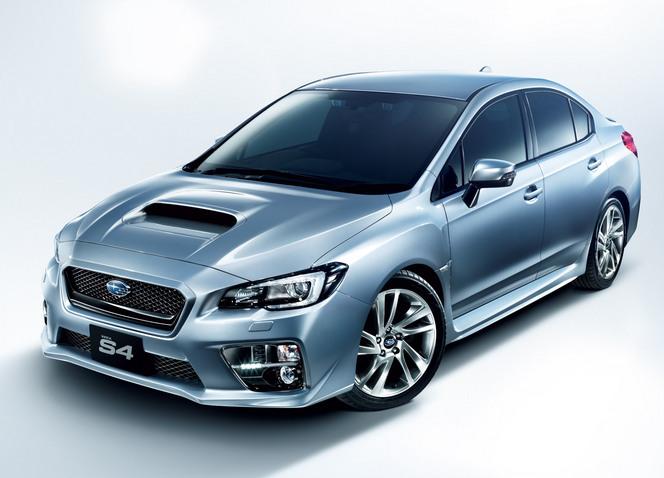 Subaru lance les nouvelles WRX S4 et WRX STI Type S au Japon