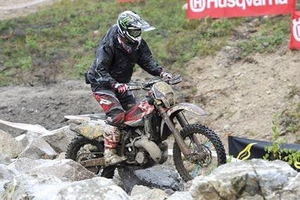 Mondial d'enduro E 3 à Noiretable :  Sébastien Guillaume prend la 2ème place derrière Knight