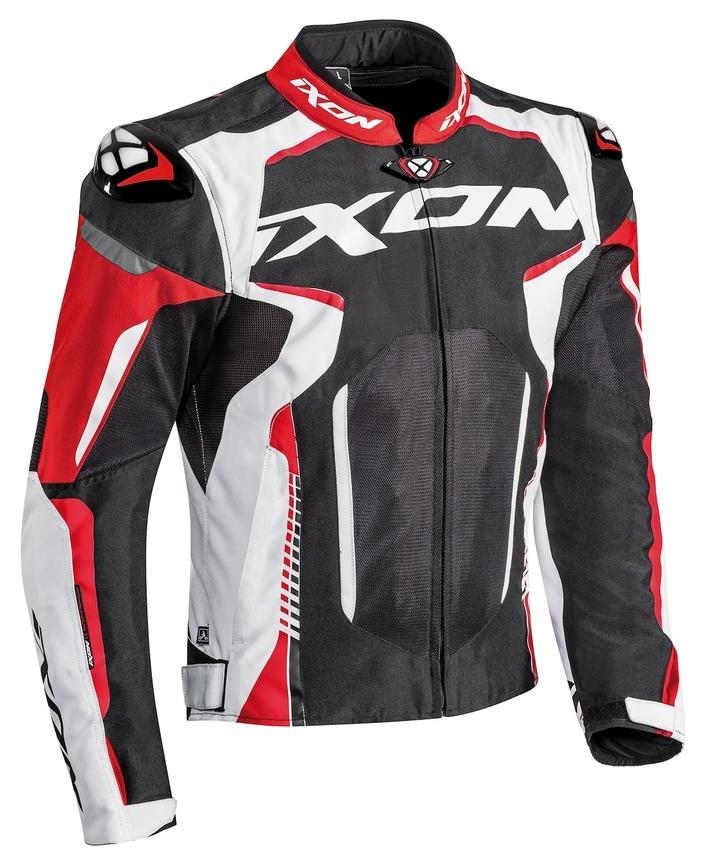 Ixon Gyre: blouson 3 en 1 en mode roadster sportif