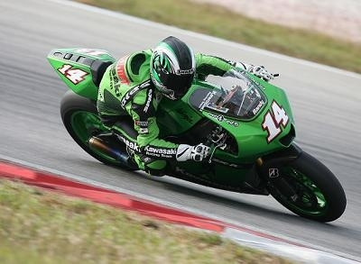 Moto GP: Kawasaki: Randy de Puniet  dévoile ses plans