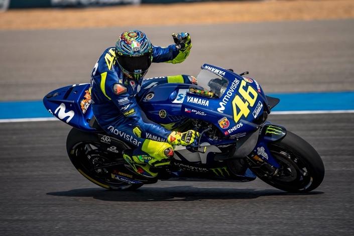 MotoGP: Valentino Rossi et Yamaha prolongent pour deux ans de plus
