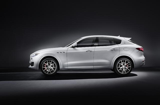 Salon de Genève 2016 - Maserati Levante : SUV passion