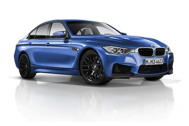 Est-ce la nouvelle BMW M3 ?