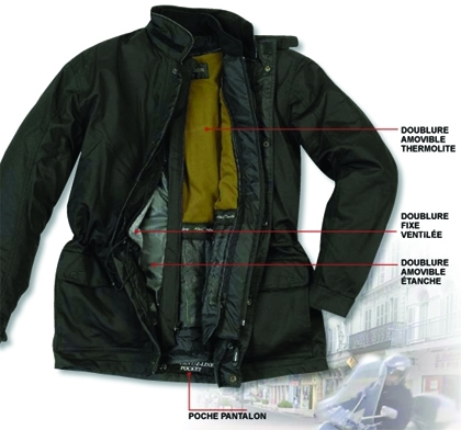 Veste : Macadam Business