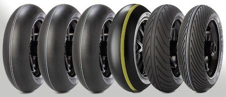World Superbike: les gommes Pirelli en quelques chiffres