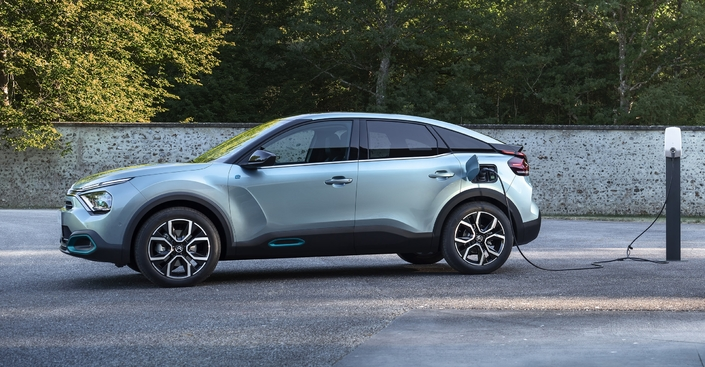 New products: the future Citroëns