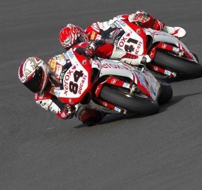 Superbike - Ducati: Les F09 n'ont pas fait la loi au Portugal