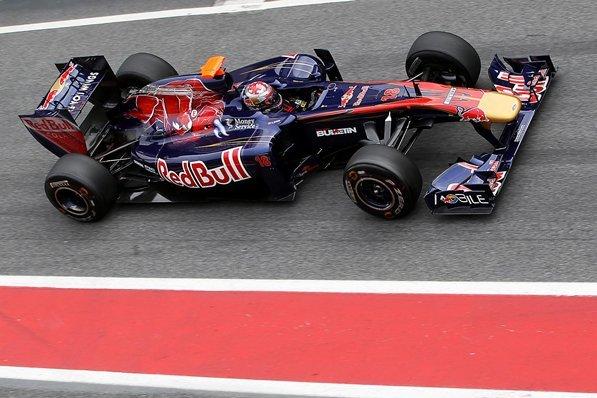 Essais F1 Barcelone Jour 2 : Vettel améliore encore