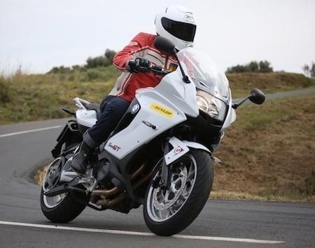 Essai Dunlop RoadSmart 3 (III): l'homogénéité se nomme RS3
