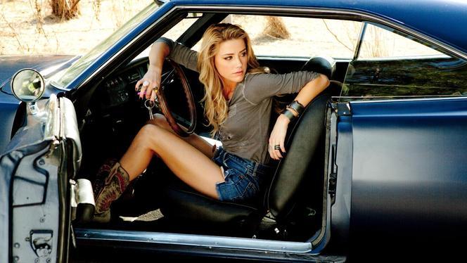 Critique Ciné Auto - Hell Driver : de la muscle car, de la blonde et du fusil à pompe