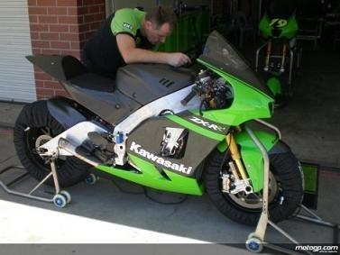 Moto GP - Kawasaki: Et si tout ce raffut n'était qu'un leurre ?