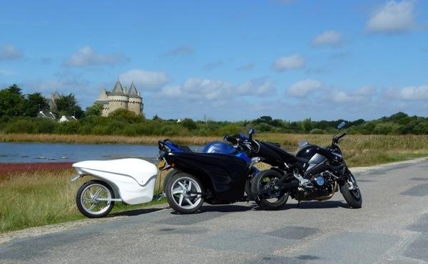 Accessoire Wipi Group : Des Tow Case pour Motos et Scooters