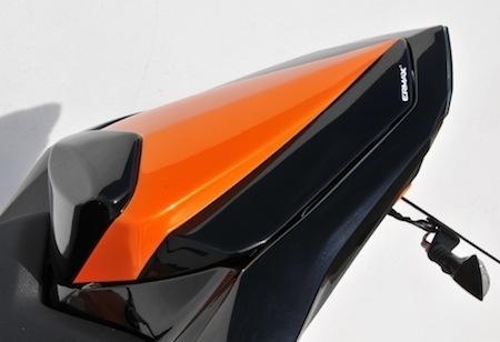 Ermax s'occupe de la Kawasaki Z800