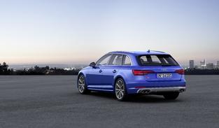 Salon de Genève 2016 - Audi S4 Avant : sportive et discrète