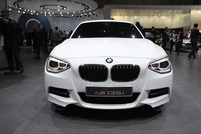 Salon de Genève 2012 - La vidéo de la BMW 135i Concept