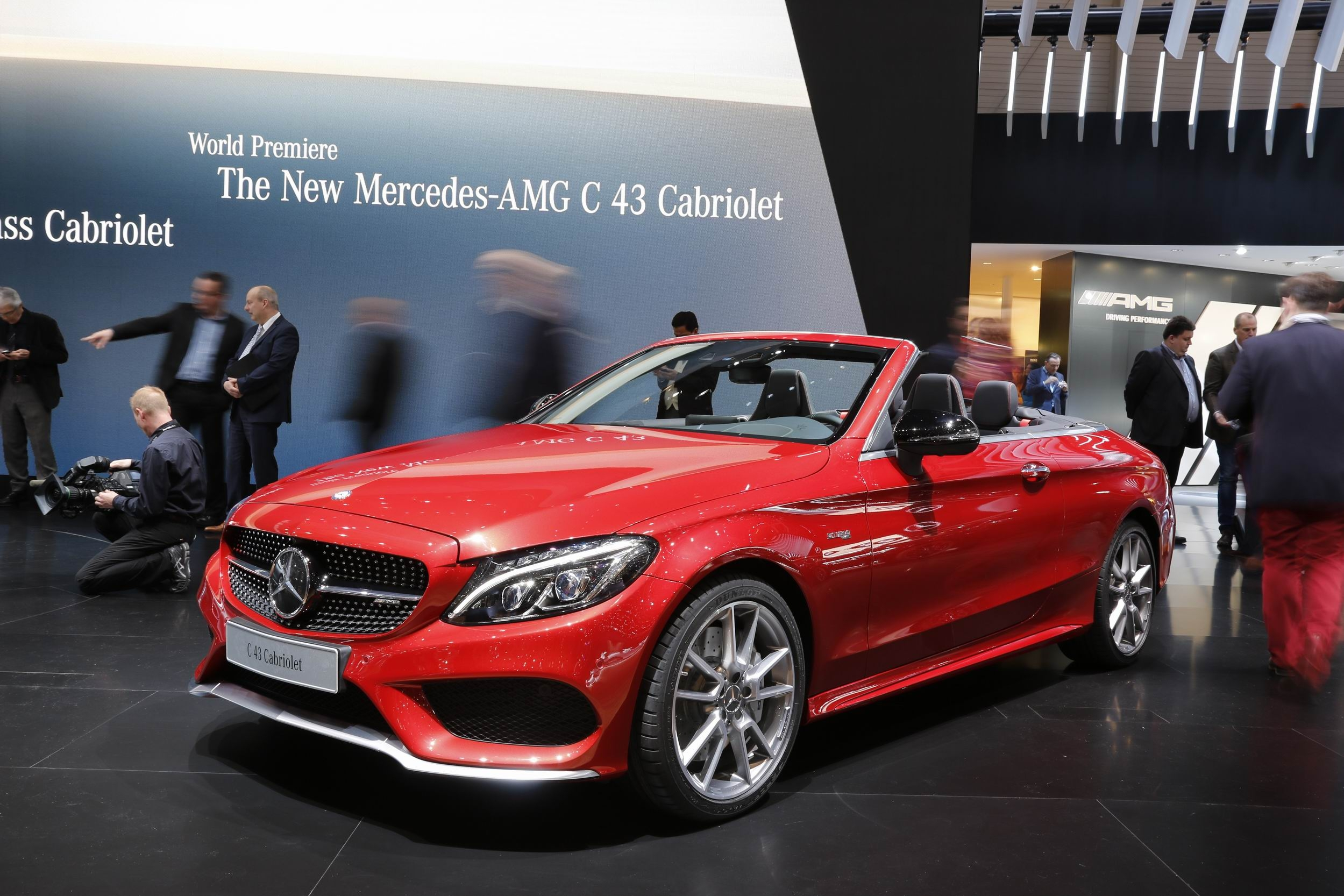 mercedes classe c cabriolet premi re du nom vid o en direct du salon de gen ve 2016. Black Bedroom Furniture Sets. Home Design Ideas